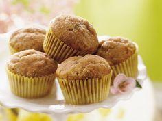 Banana-Cinnamon Muffins...so easy and very yummy! :]