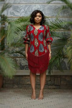 These classy Ankara styles will make you locate your tailor; if you want to turn heads at the next event you attend, then you need these Ankara styles to make a difference Ankara Short Gown, Ankara Dress Styles, Kente Styles, Short Gowns, Ankara Gowns, African Print Dresses, African Print Fashion, African Dress, Ankara Dress Designs