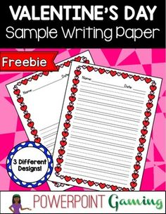 Day with holiday-themed paper for writing, The set of writing paper ...