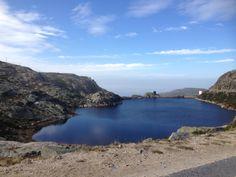 Lake in Serra da Estrela #Portugal
