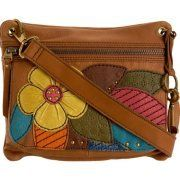 Fossil crossbody purse, i dont know why, but i think this is too cutee! Way adorable! I want!
