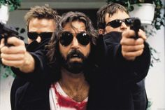 Norman Reedus, Sean Patrick Flanery, and David Della Rocco in The Boondock Saints. The Boondock Saints, Boondock Saints Quotes, The Best Films, Great Films, Good Movies, Awesome Movies, Famous Movies, Cult Movies, Awesome Stuff