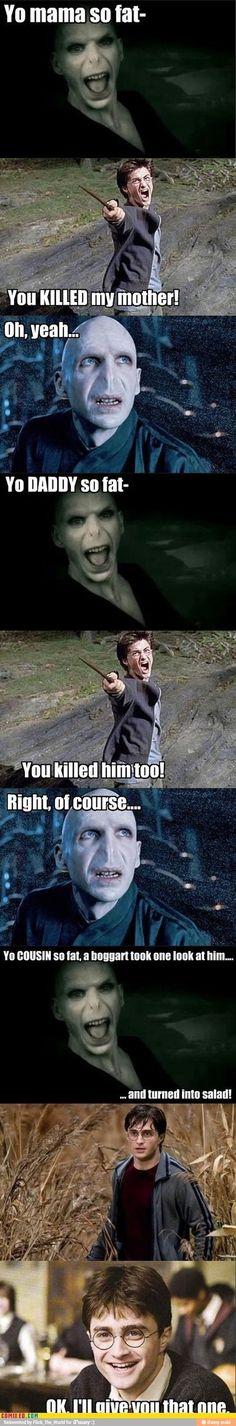 Collection of Harry Potter Memes - .- Sammlung von Harry Potter-Memen – Collection of Harry Potter Memes – - Harry Potter Vs Voldemort, Mundo Harry Potter, Harry Potter Puns, Lord Voldemort, Harry Potter Characters, Harry Potter Universal, Hery Potter, Fans D'harry Potter, James Potter