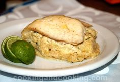 Stuffed Tilapia sounds good! Mine won't have cream cheese, so it'll be an herb stuffing! cookingandcooking.com