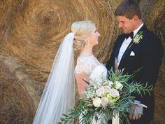 Martina Liana gown from Ivory & White Bridal Boutique | @martinaliana