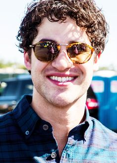 Actor Darren Criss attends the iHeartRadio Music Festival at the MGM Grand Garden Arena on September 21, 2013 in Las Vegas, Nevada.