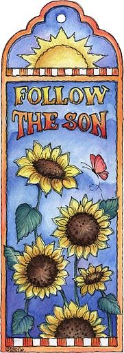 Inspiration - Laurie Furnell Sunflower Clipart, Sunflower Crafts, Sunflower Art, Diy Bookmarks, Printable Bookmarks, Printables, Sunflowers And Roses, Happy Images, Floral Artwork