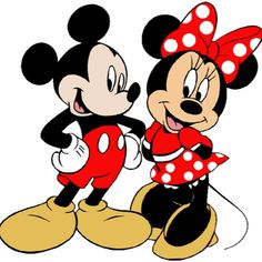Latest Mickey and Minnie Mouse Design