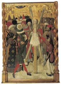 Martyrdom of Saint Eulalia | Museu Nacional d'Art de Catalunya