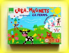 TWÓJ POMYSŁ NA PREZENT- CREA MAGNET WALIZECZKA Z MAGNESAMI Świetnie wykonana zabawka, która umili każdemu dziecku czas np. w czasie nudnej podróży. Góra walizeczki jest jednocześnie tablicą  a drewniane elementy-magnesy  do przypinania długo będą służyć naszym najmłodszym.