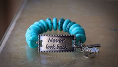 Never Look Back on Etsy, $33.00