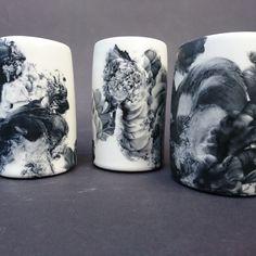 Mugs, Tableware, Art, Art Background, Dinnerware, Tumblers, Tablewares, Kunst, Mug