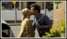 Offspring season 4 ep. 12 -   Nina & Patrick  Last kiss ever :((((((((((