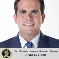 Governor of PR-USA
