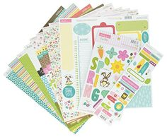 Bella Blvd Spring Flings and Easter Things Single Sided Paper and Stickers, Collection Kit http://www.easterdepot.com/bella-blvd-spring-flings-and-easter-things-single-sided-paper-and-stickers-collection-kit/ #easter  We have finally answered your request for Collection Kits Save almost 20-Percent by picking up these kits containing a variety of double-sided patterned papers and cardstock stickers too Sold in units of six. 12 by 12 single sided paper and stickers 12 by 12 single side..