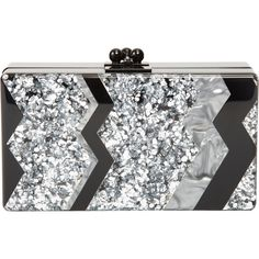 Edie Parker Jean Clutch at Barneys.com