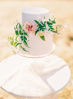 simple wedding cakes…