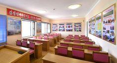 중등교육환경의 본보기, 표준으로 훌륭히 건설된 원아들의 행복의 요람 평양중등학원 (1)-《조선의 오늘》
