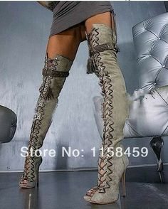 e9e22424915 82 Best Boots images in 2018 | Beautiful shoes, Heels, Knee boots