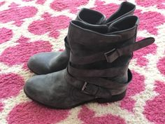 20ed610f9 Used Women s Boots Madden Girl in grey for sale in Lancaster - letgo