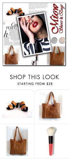"""""""MiowBali - 7"""" by ramiza-rotic ❤ liked on Polyvore featuring De Lacy, Bobbi Brown Cosmetics, Terre Mère, Whiteley and Barry M"""