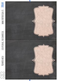imprimibles gratis numero mesa boda wedding table numbers printable free