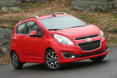 Top Ten Cars for Teen Drivers: Chevrolet Spark
