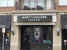 Matt the Miller's Tavern, Grandview Heights, Ohio