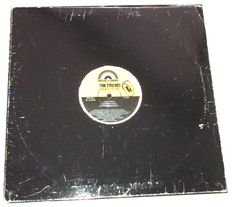 """Ten Thieves – Straight From The Slums / Black Reign 12"""" #Vinyl #hiphop #goldenerahiphop #90shiphop #ebay £7.99"""