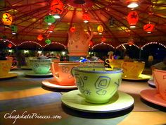 Gotta love the teacup ride!    Google Image Result for http://cheapskateprincess.com/wp-content/uploads/2012/10/Disneys-tea-cup-ride.jpg