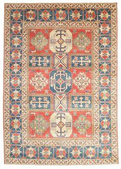 Kazak NAI391 carpet from Pakistan