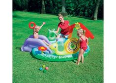 Play & Grow Pool - Splish, Splash