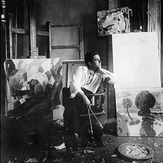 Francis Picabia in his studio (c.1912) (via Wikipedia) Paintings are made for dentists. So goes one of the many acerbic lines in artist Francis Picabias freewheeling poems. Later in the same poem he defines the artist as an incomplete man a piece of merchandise for the rue de Beaume or the rue Richepanse. Picabias final verdict? Art = God = Bullshit  Mercantilism. by hyperallergic