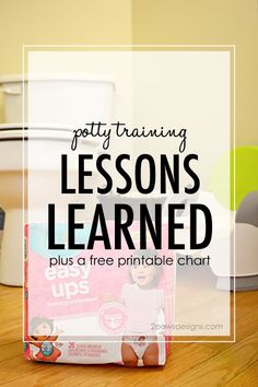 Potty Training Lesso