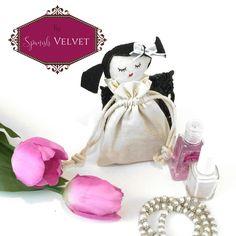 Thank you Bridesmaid, Birthday, Teacher, Mother, Girl Party Favor Bag Pouch…