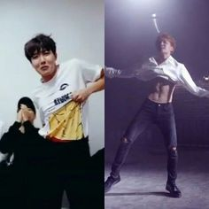Hobi you don't need abs YOURE ALREADY FREAKING FLAWLESS