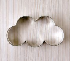 Items similar to Cloud Cookie Cutter, Fluffy Cookie Cutter, Baby Shower Cookie Cutter on Etsy Cake Pops, Le Cloud, Cookies From Scratch, Best Party Food, Peppermint Bark, Star Baby Showers, Baking Supplies, Cookie Decorating, Cookie Cutters