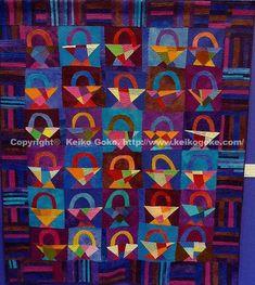 Keiko Goke Quilt Wonderland : Gallery