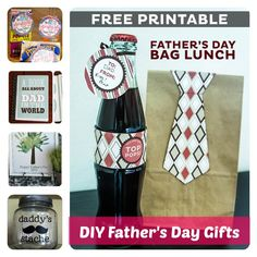 DIY Father Day Gifts Ideas