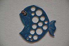 Dekorácie - Ryba závesná - 8722561_