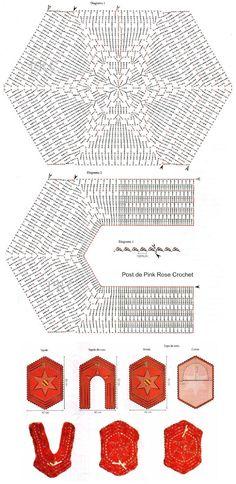 Tapete+Estrela+Crochet+p+Banheiro+gr+1.JPG 779×1,600 píxeles