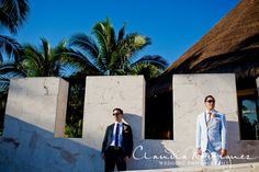 Here are nine of the best reasons below to have your LGBTQ wedding in Mexico with Claudia RodriguezPhotography. Claudia is in LOVE with weddings! She's been photographing destination weddings for ...