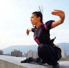 Sarah Chang - Wushu