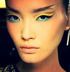 bold mac makeup #fantastic