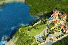 Villas Luz de Luna Tel. 01 (958) 58 10488 luzdeluna_huatulco@hotmail.com www.villasluzdeluna.com Villas, Golf Courses, Mansions, House Styles, Home Decor, Hotels, Lights, Houses, Mansion Houses
