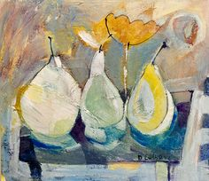 Pears, by Diane Culhane