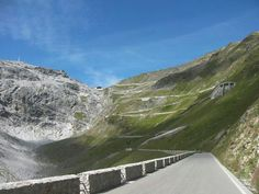 Stelvio! Mountain Pass, Beautiful Streets, Bridges, Climbing, Cycling, Mountains, Nature, Roads, Biking