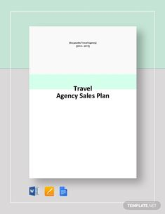 Instantly Download Travel Agency Sales Plan Template, Sample & Example in Microsoft Word (DOC), Google Docs, Apple Pages Format. Available in A4 & US Letter Sizes. Quickly Customize. Easily Editable & Printable. Microsoft Publisher, Microsoft Word, Seo Agency, Layout, Google Docs, Word Doc, Free Travel, Letter Size, Travel Agency