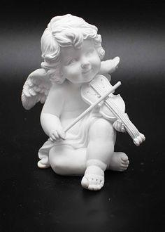 ALC08-0001 Фигурка Ангел 10*11*11 см