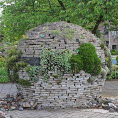rock gardens